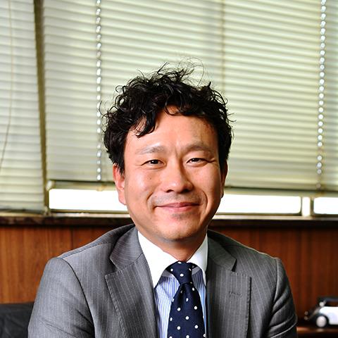 鶴見商会代表取締役社長 鶴見 大輔
